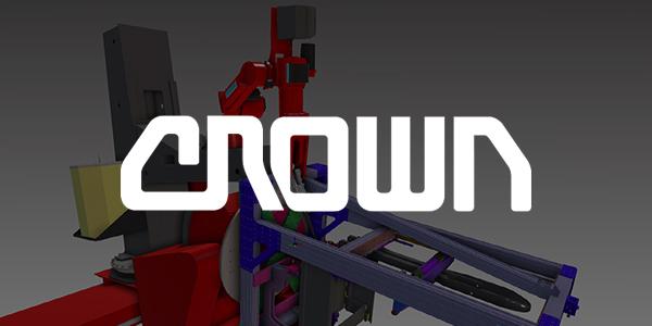 CROWN白色Logo
