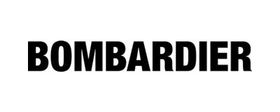 庞巴迪logo