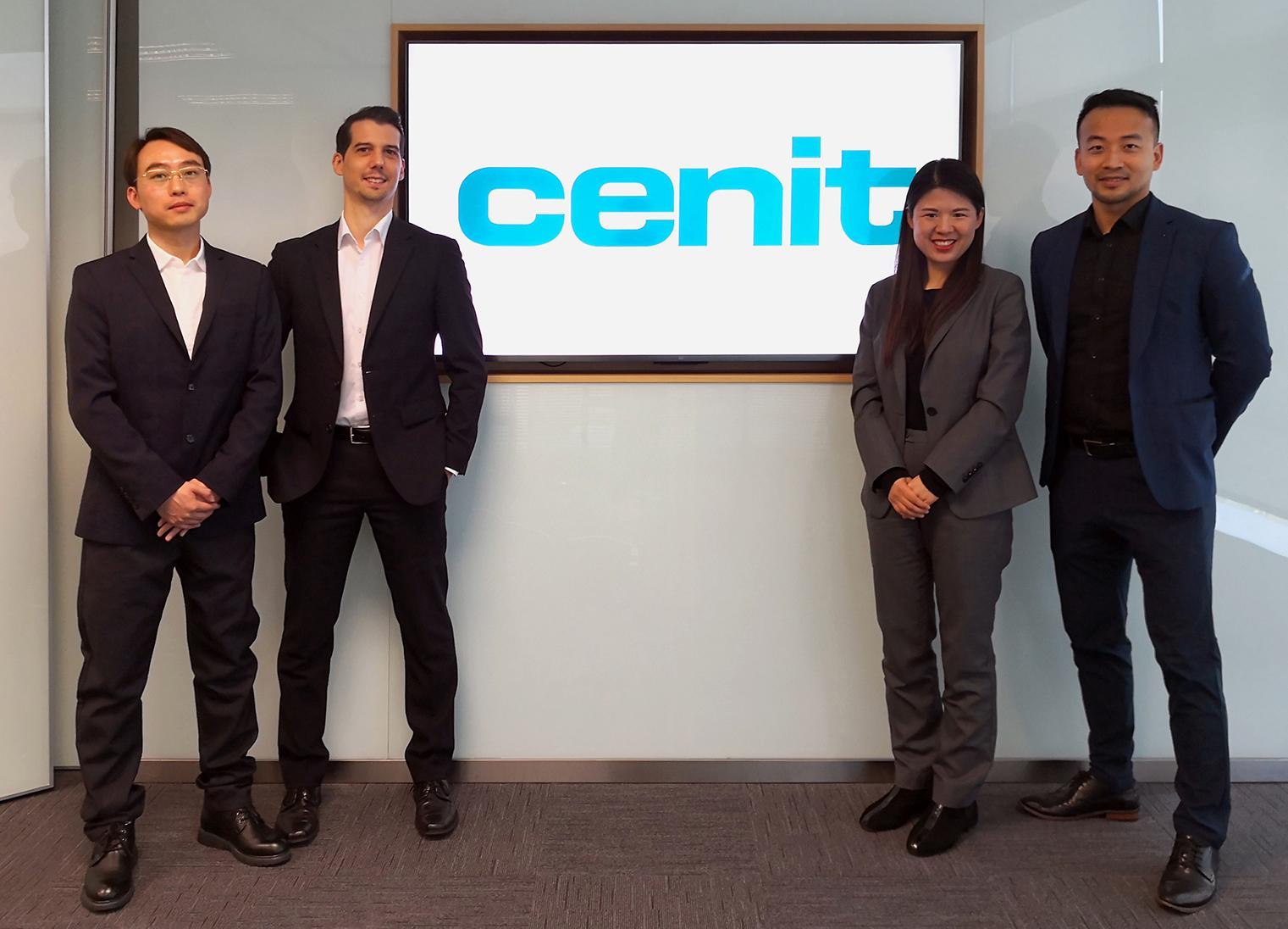 CENIT中国分公司员工