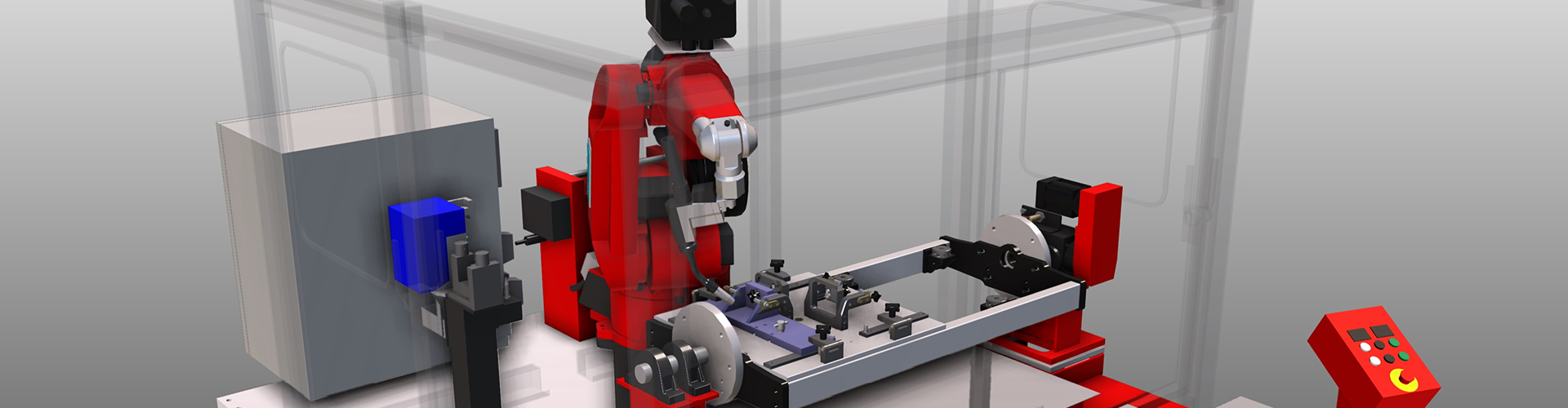 Reis弧焊机器人离线编程